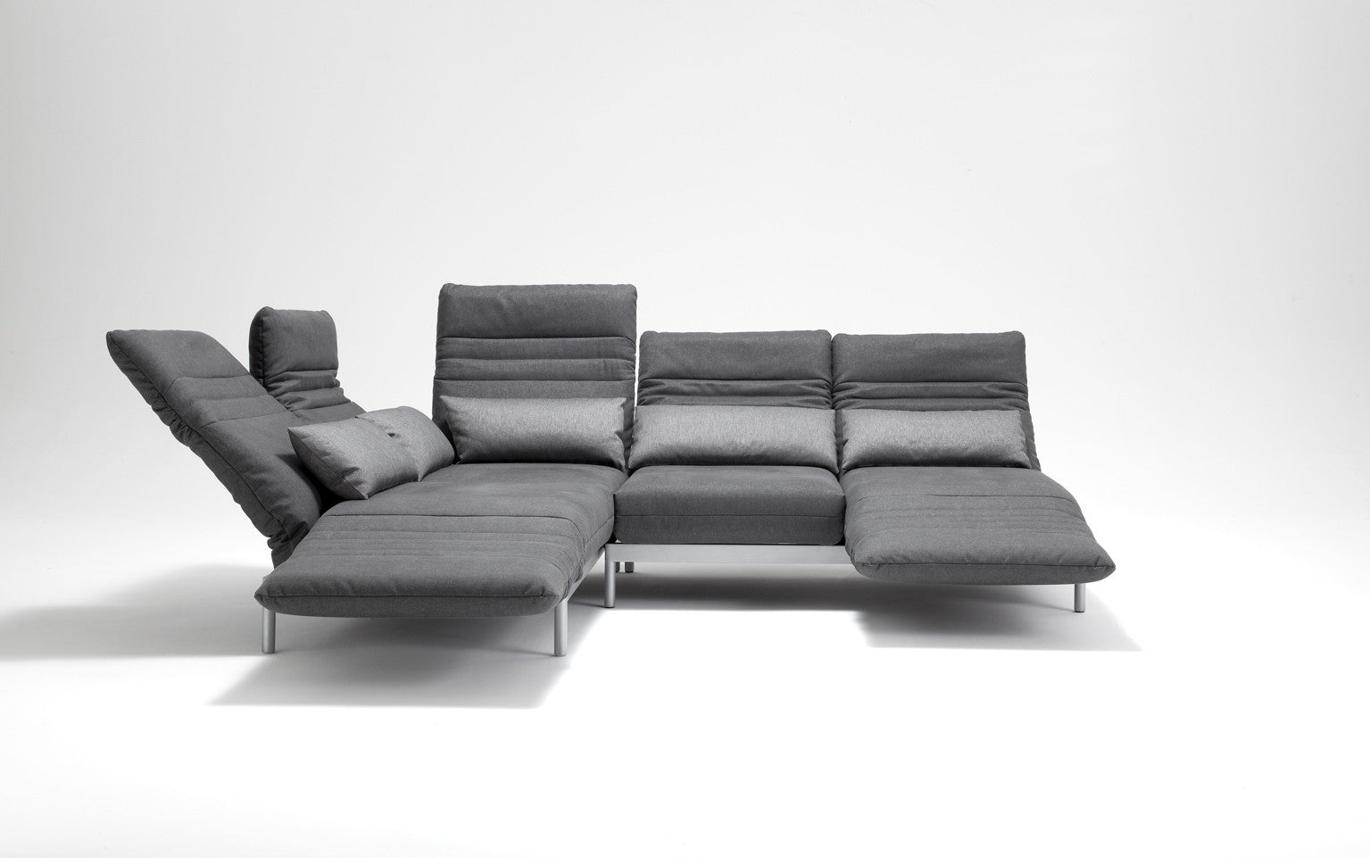Plura Sofa Sofas and Sectionals by Rolf Benz at the Home Resource ...