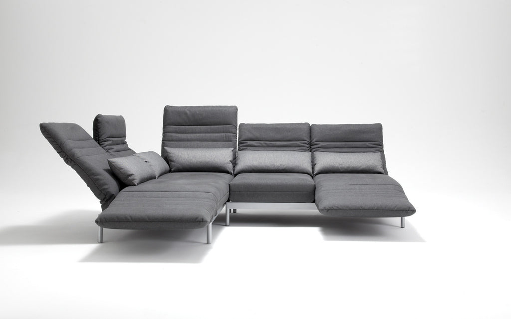 Plura Sofa  by Rolf Benz, available at the Home Resource furniture store Sarasota Florida