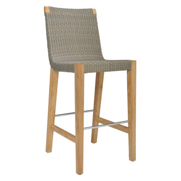 Quinta Barstools  by Janus et Cie, available at the Home Resource furniture store Sarasota Florida