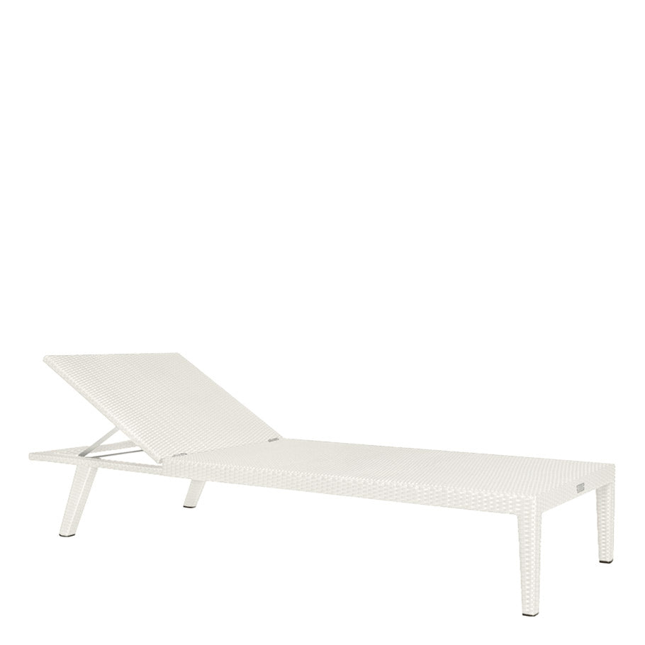 QUINTA CHAISE LOUNGE  by Janus et Cie, available at the Home Resource furniture store Sarasota Florida