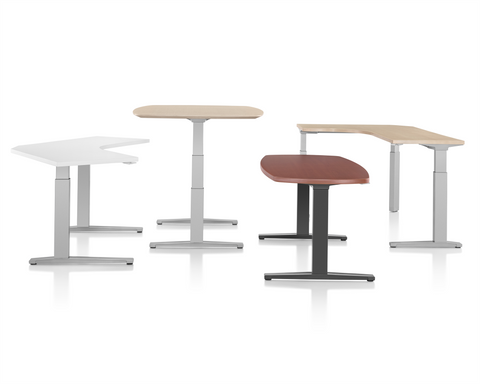 RENEW SIT TO STAND TABLE by Herman Miller