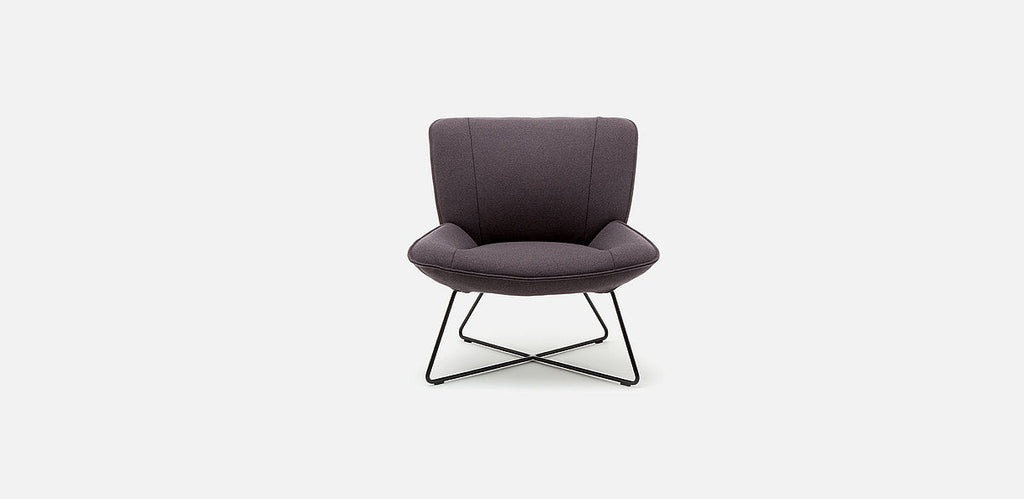 ROLF BENZ 383 ARMCHAIR by Rolf Benz for sale at Home Resource Modern Furniture Store Sarasota Florida
