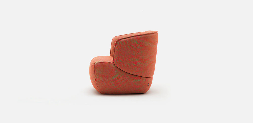 ROLF BENZ 384 ARMCHAIR by Rolf Benz for sale at Home Resource Modern Furniture Store Sarasota Florida