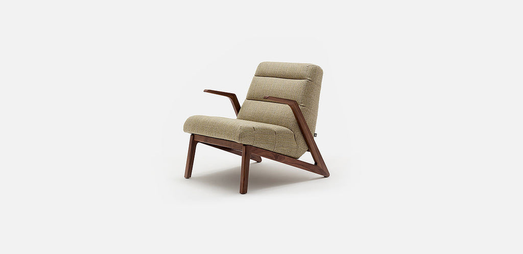 580 OCCASIONAL ARMCHAIR by Rolf Benz for sale at Home Resource Modern Furniture Store Sarasota Florida