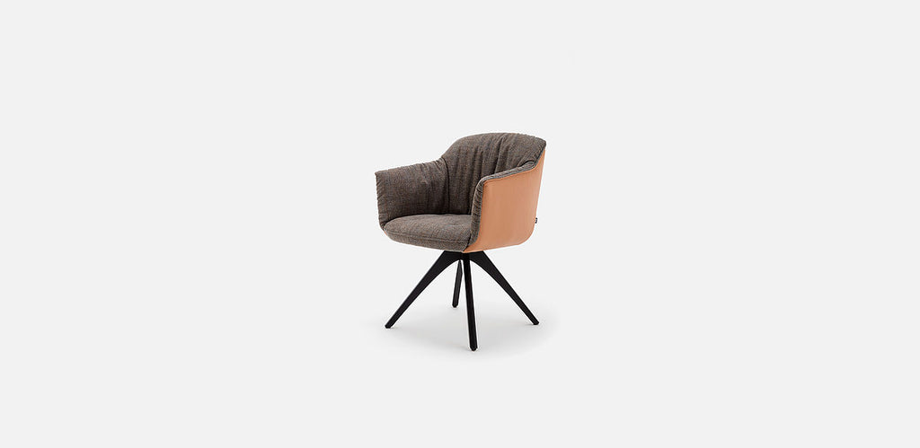 ROLF BENZ 641 CHAIR by Rolf Benz for sale at Home Resource Modern Furniture Store Sarasota Florida