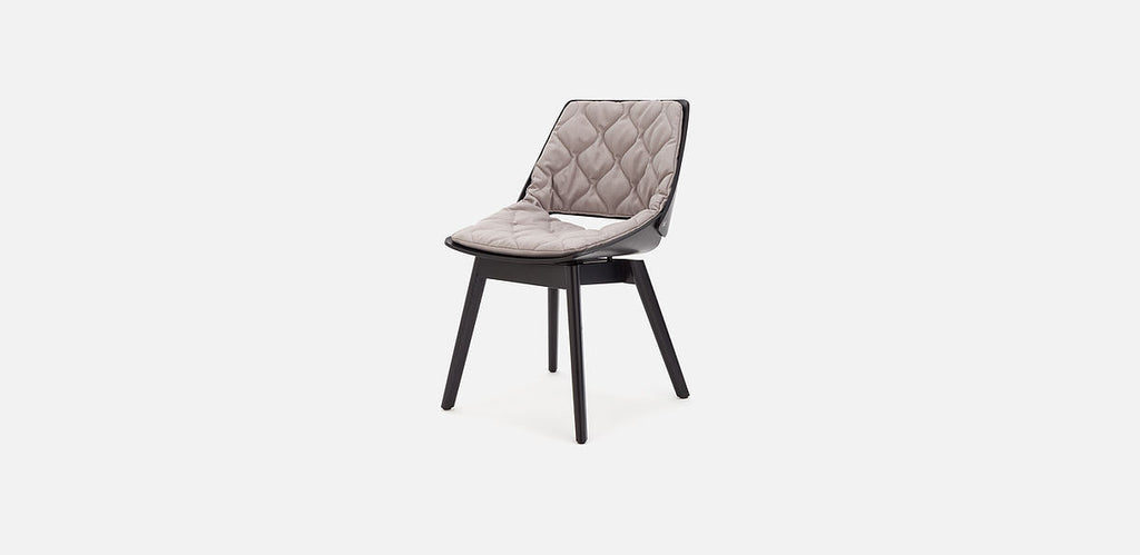 ROLF BENZ 650 DINING CHAIR by Rolf Benz for sale at Home Resource Modern Furniture Store Sarasota Florida