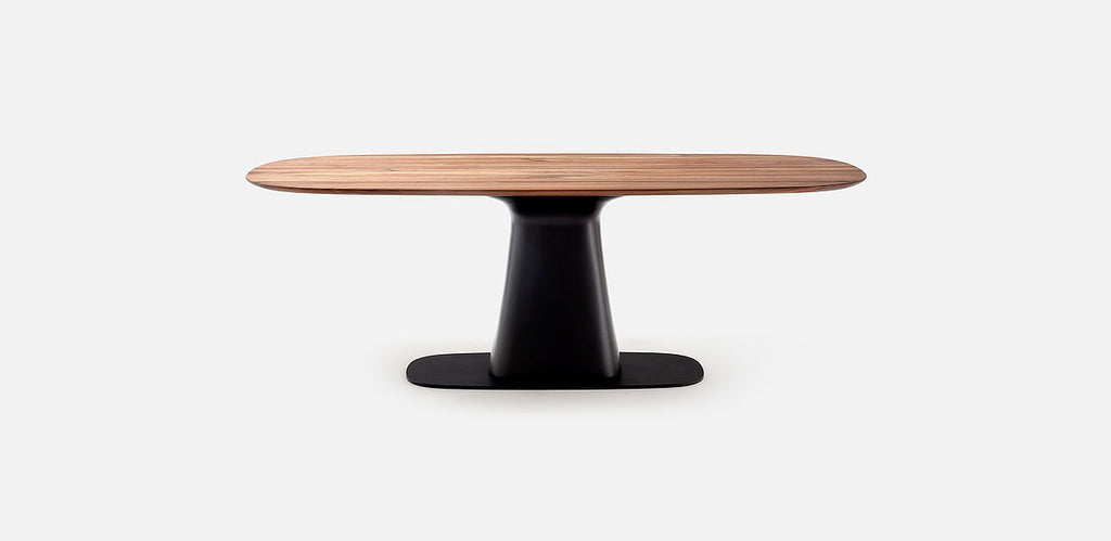 8950 DINING TABLE  by Rolf Benz, available at the Home Resource furniture store Sarasota Florida