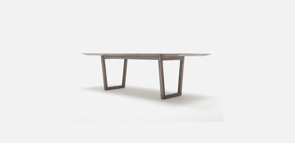 ROLF BENZ 924 DINING TABLE by Rolf Benz for sale at Home Resource Modern Furniture Store Sarasota Florida
