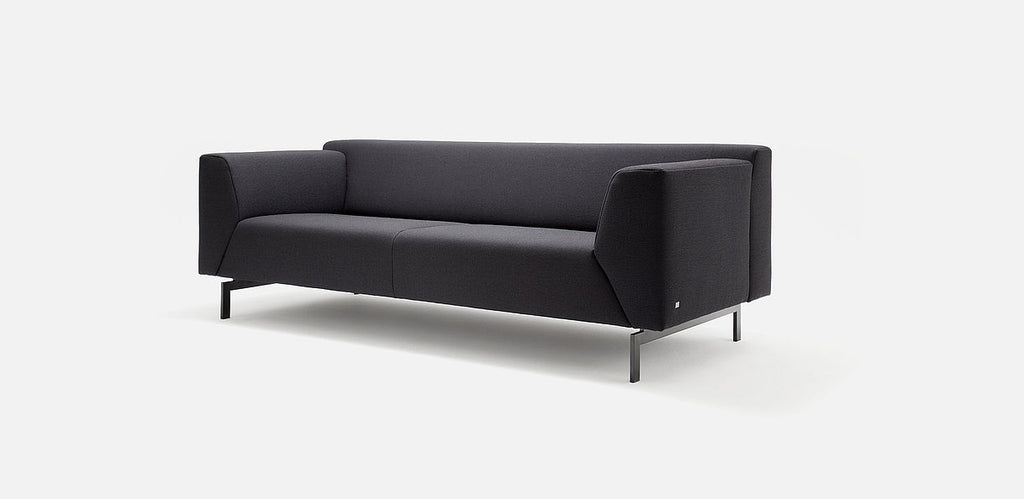 linea sofas and sectionals by rolf benz at the home resource sarasota. Black Bedroom Furniture Sets. Home Design Ideas