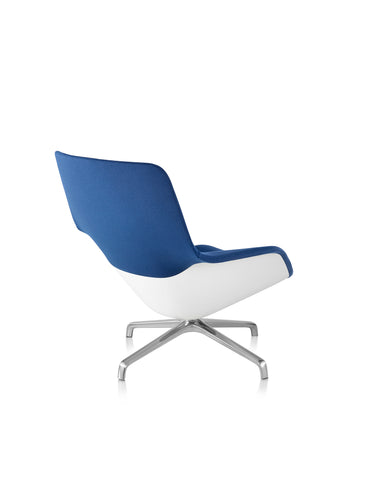 STRIAD LOUNGE CHAIR AND OTTOMAN by Herman Miller