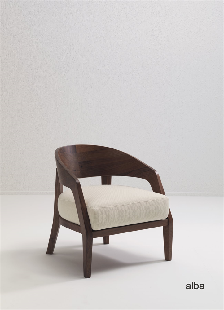 SUNRISE CHAIR  by Porada, available at the Home Resource furniture store Sarasota Florida