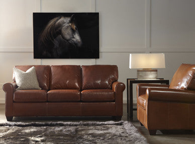 Savoy by American Leather for sale at Home Resource Modern Furniture Store Sarasota Florida