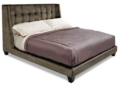 Shaw Bed  by American Leather, available at the Home Resource furniture store Sarasota Florida
