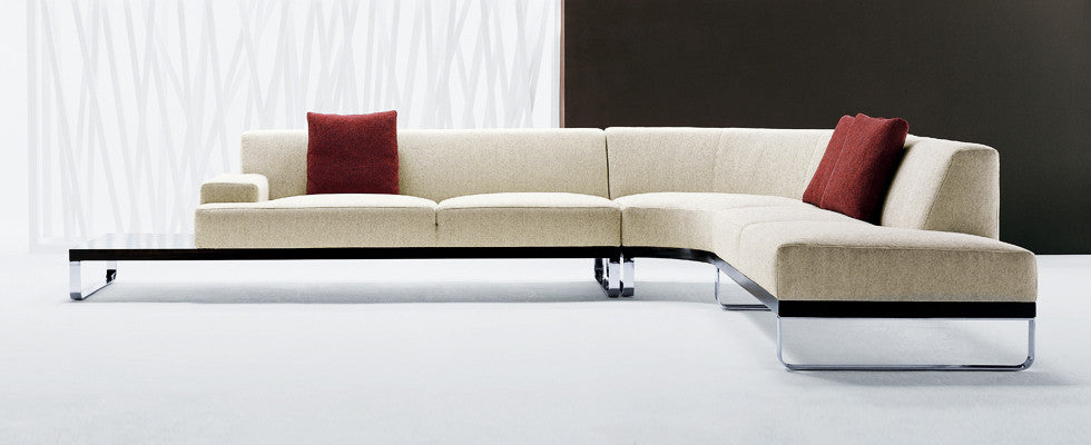 Sodeo Sectional Sofa  by Dellarobbia, available at the Home Resource furniture store Sarasota Florida