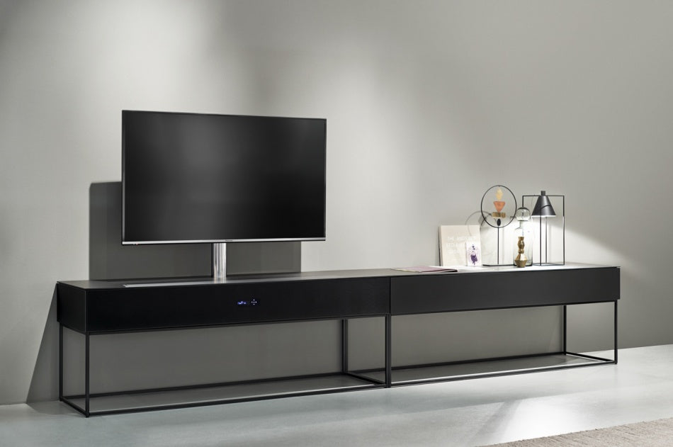 SOMA DOUBLE CREDENZA  by KETTNAKER, available at the Home Resource furniture store Sarasota Florida