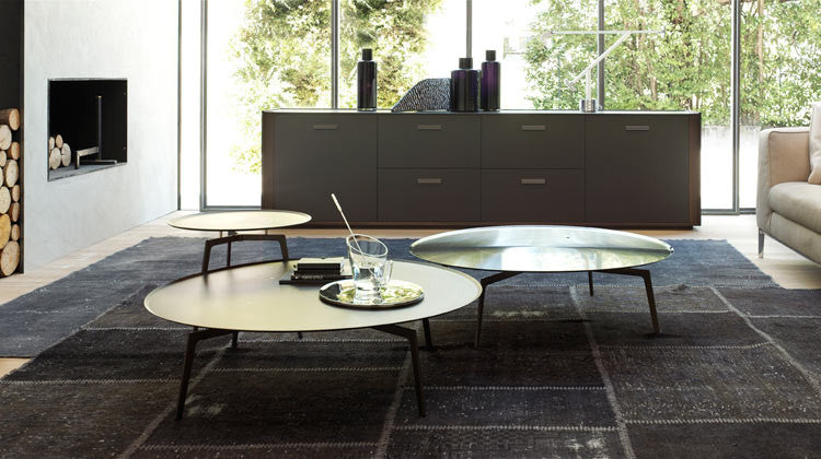 T-Gong Coffee Table  by ALIVAR, available at the Home Resource furniture store Sarasota Florida