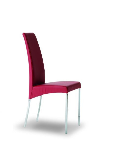 Aida Dining Chair  by BonTempi, available at the Home Resource furniture store Sarasota Florida