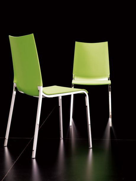 Eva Dining Chair  by BonTempi, available at the Home Resource furniture store Sarasota Florida