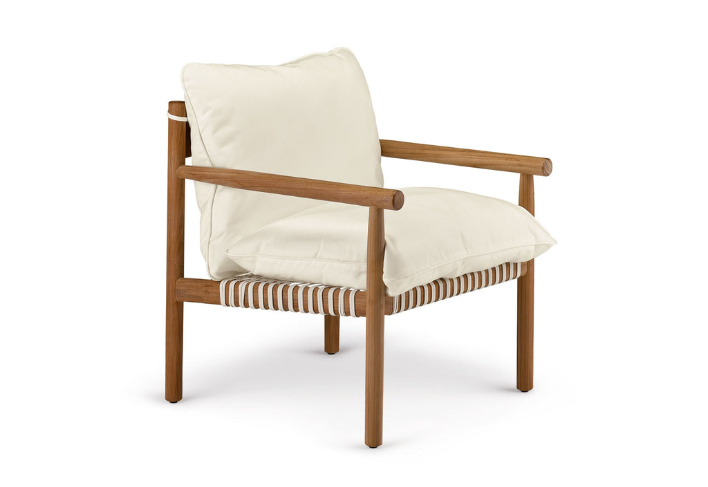 TIBBO LOUNGE CHAIR by Dedon for sale at Home Resource Modern Furniture Store Sarasota Florida