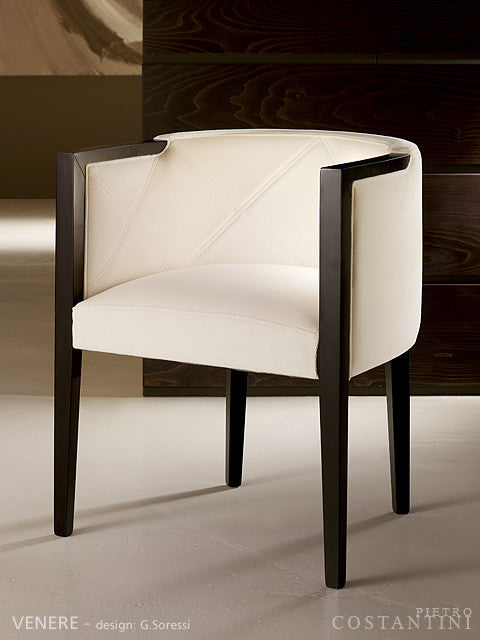 Venere Arm Chair  by Pietro Costantini, available at the Home Resource furniture store Sarasota Florida