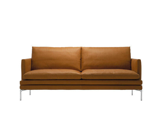 WILLIAM SOFA MODULE SYSTEM  by Zanotta, available at the Home Resource furniture store Sarasota Florida