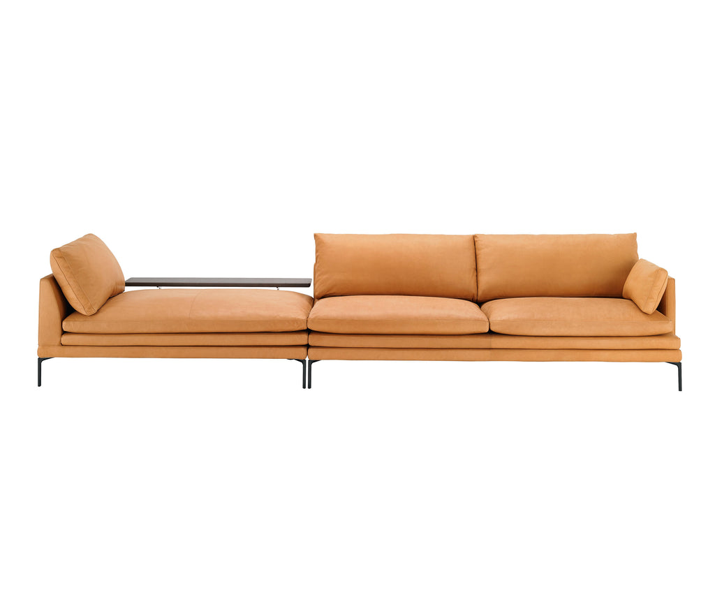 WILLIAM SOFA MODULE SYSTEM by Zanotta for sale at Home Resource Modern Furniture Store Sarasota Florida