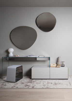 Air Desk by Gallotti & Radice for sale at Home Resource Modern Furniture Store Sarasota Florida