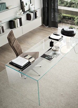 Air Desk  by Gallotti & Radice, available at the Home Resource furniture store Sarasota Florida