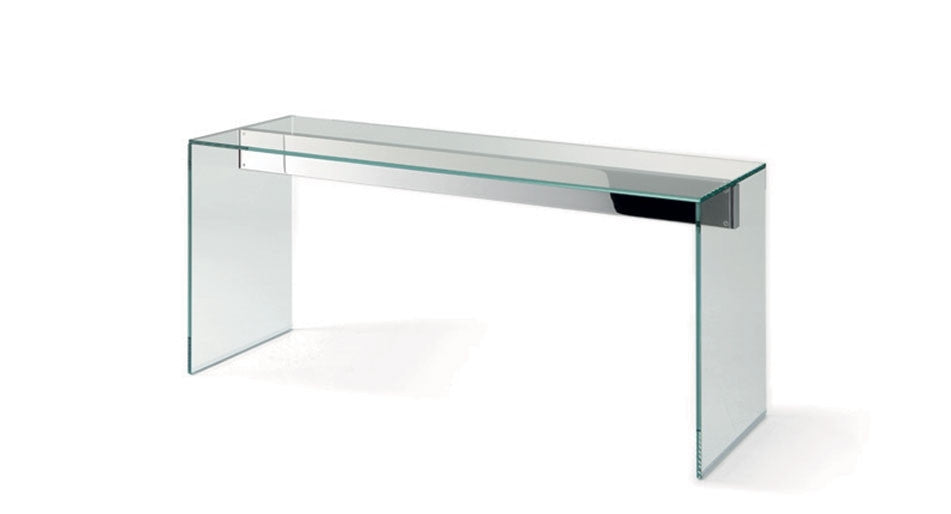 Air Desk Console  by Gallotti & Radice, available at the Home Resource furniture store Sarasota Florida