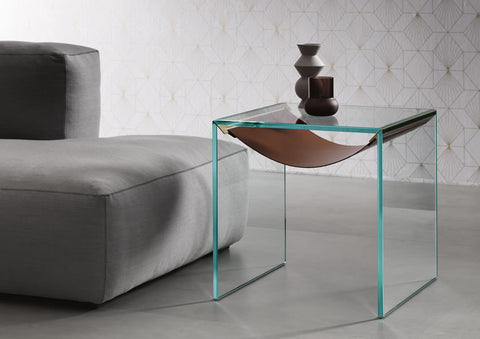 AMACA SIDE TABLE by TONELLI
