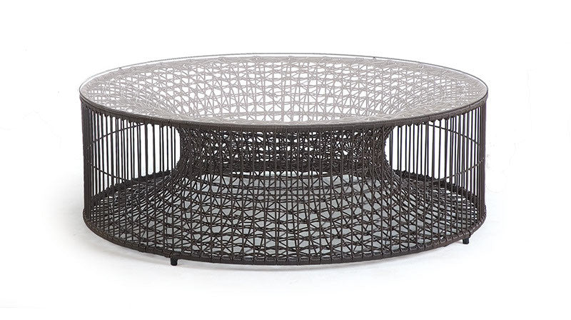 Amaya Coffee Table  by Kenneth Cobonpue, available at the Home Resource furniture store Sarasota Florida