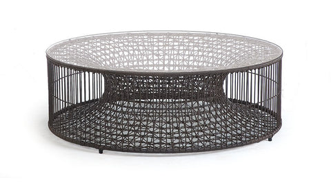 Amaya Coffee Table by Kenneth Cobonpue