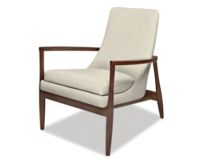 AARON OCCASIONAL CHAIR  by American Leather, available at the Home Resource furniture store Sarasota Florida
