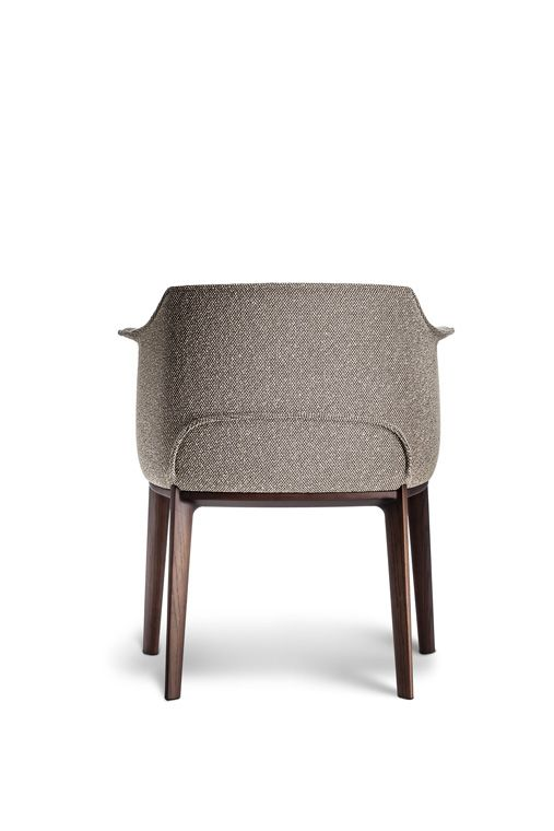 ARCHIBALD DINING CHAIR by Poltrona Frau for sale at Home Resource Modern Furniture Store Sarasota Florida