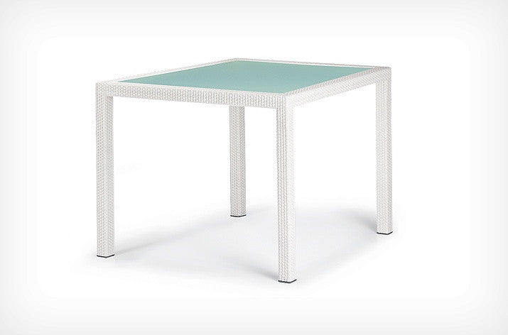 Barcelona Dining Table  by Dedon, available at the Home Resource furniture store Sarasota Florida