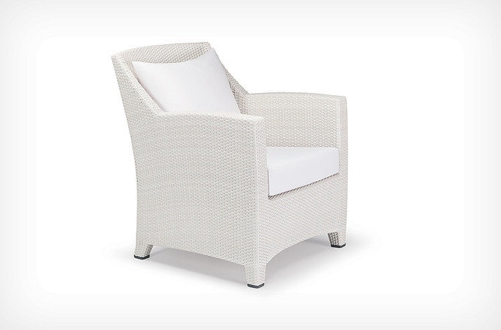 Barcelona lounge chair  by Dedon, available at the Home Resource furniture store Sarasota Florida