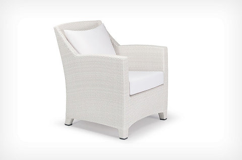 Barcelona lounge chair by Dedon