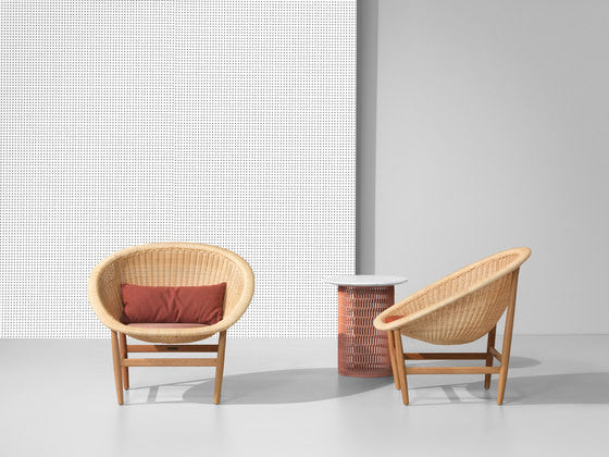 Basket Chair by Kettal for sale at Home Resource Modern Furniture Store Sarasota Florida