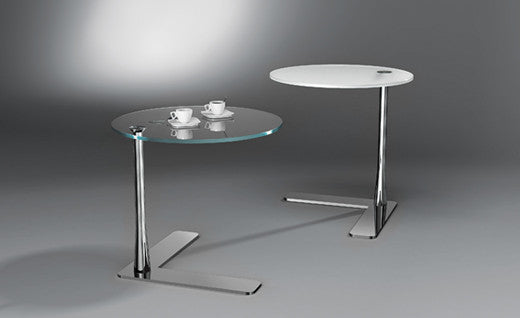 Fado Side Tables  by DREIECK, available at the Home Resource furniture store Sarasota Florida