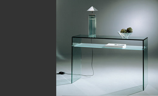 Arcadia Console by DREIECK for sale at Home Resource Modern Furniture Store Sarasota Florida