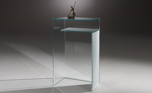 Console L  by DREIECK, available at the Home Resource furniture store Sarasota Florida