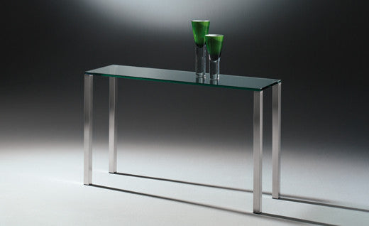 Quadro Console  by DREIECK, available at the Home Resource furniture store Sarasota Florida