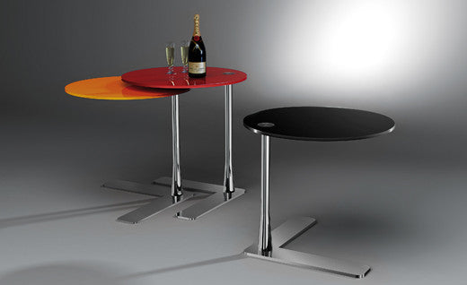 Fado Side Tables by DREIECK for sale at Home Resource Modern Furniture Store Sarasota Florida