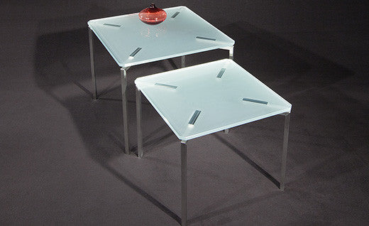 Filio Tables by DREIECK for sale at Home Resource Modern Furniture Store Sarasota Florida