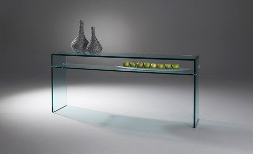 Arcadia Console  by DREIECK, available at the Home Resource furniture store Sarasota Florida