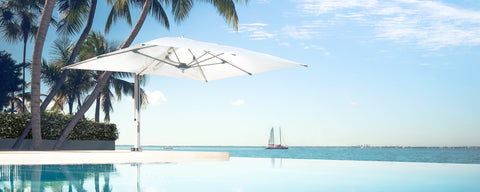 "BAY MASTER  ""POOL SIDE, SWIM-UNDER"" CANTILEVER by TUUCI"