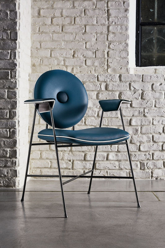 PENELOPE DINING CHAIR  by BonTempi, available at the Home Resource furniture store Sarasota Florida