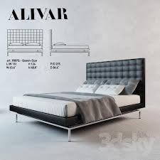 Alivar Boss Bed by ALIVAR for sale at Home Resource Modern Furniture Store Sarasota Florida