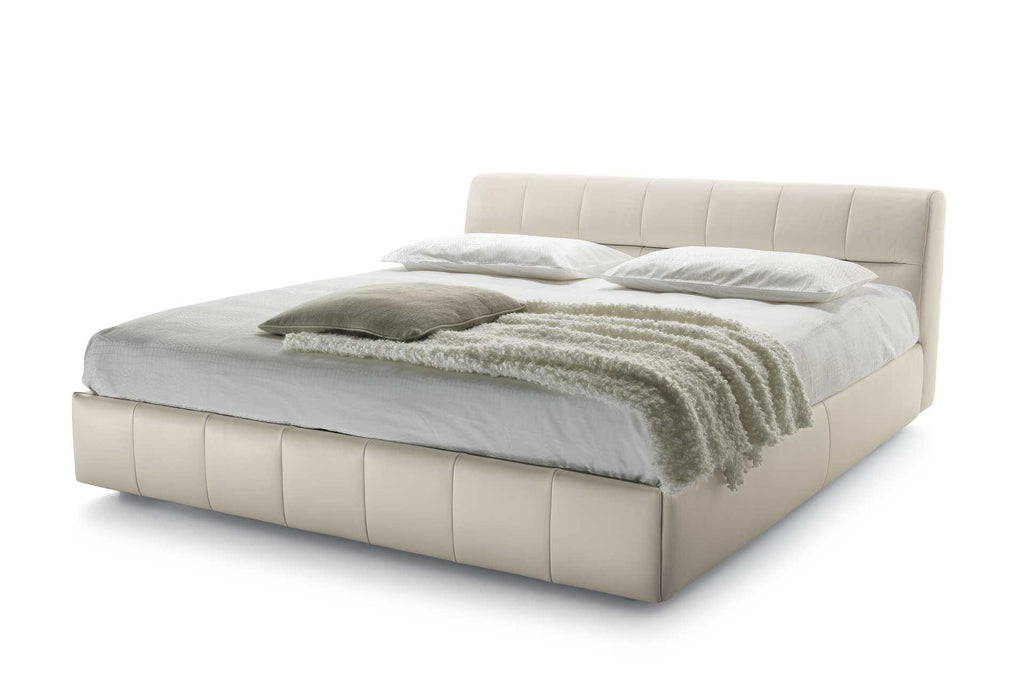 BRIC BED  by NICOLINE, available at the Home Resource furniture store Sarasota Florida