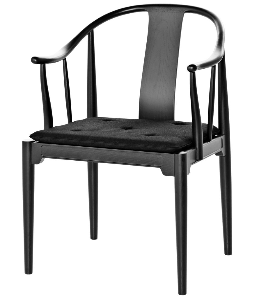 CHINA CHAIR  by Fritz Hansen, available at the Home Resource furniture store Sarasota Florida